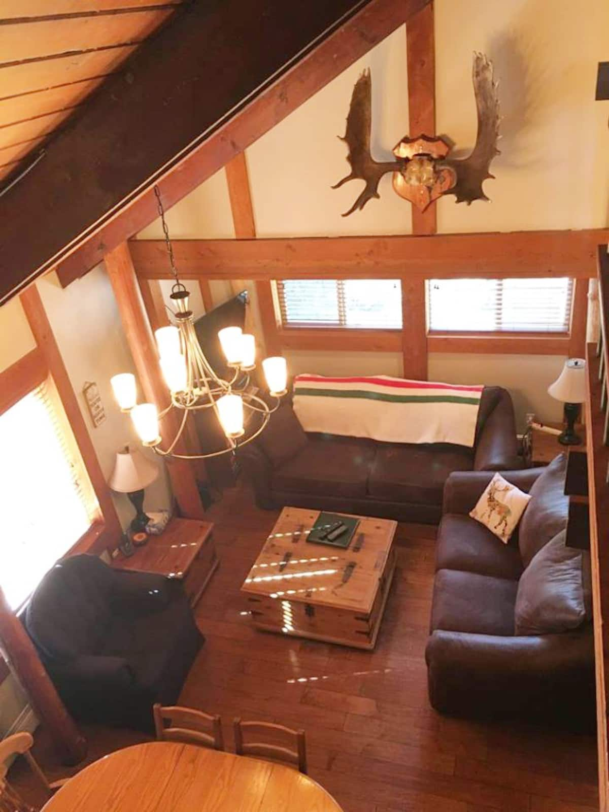 okanagan cabin rental