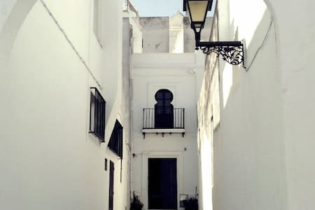 Moon Arch Apartment, Andalusí magic place ☽ - Vejer de la Frontera - Apartament