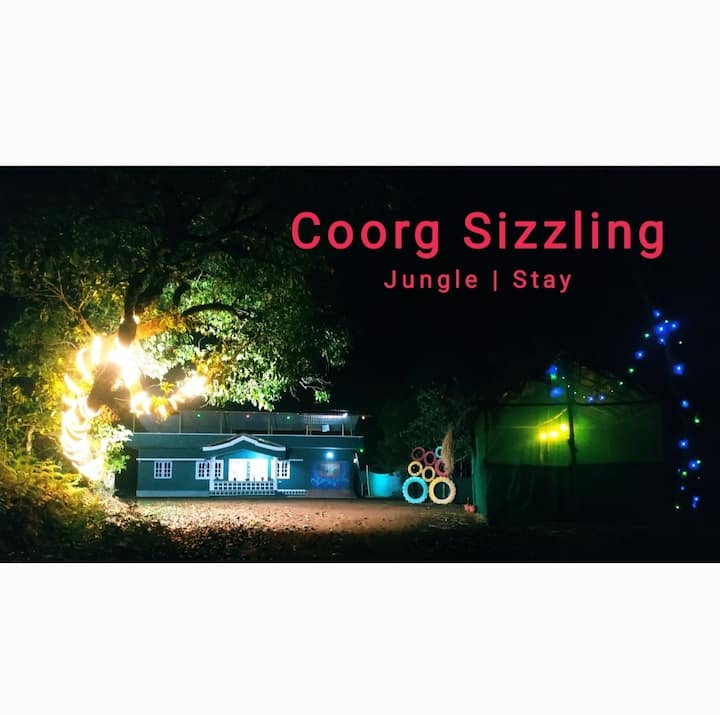 Coorg sizzling jungle stay