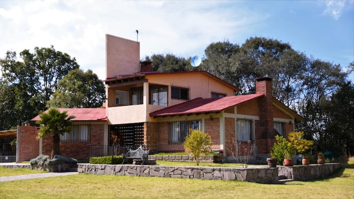 Villa El Fresno