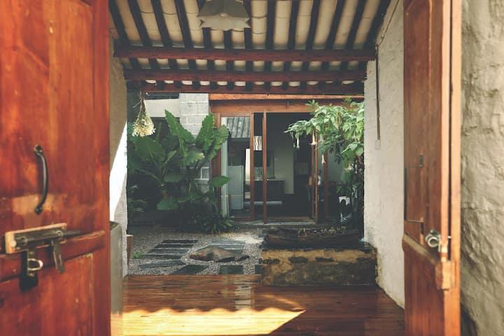 大理古城【安住花园】3號院·家庭独享庭院•海豚