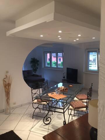 Appartement cosy et chaleureux - Oberhausbergen - Lägenhet