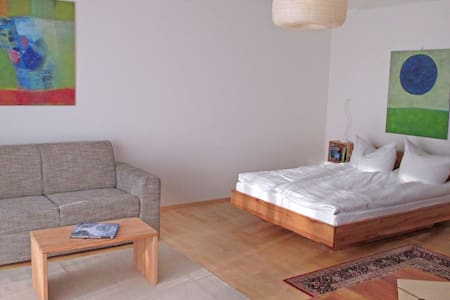 stay overnight by the vineyard - Freiburg - Apartment