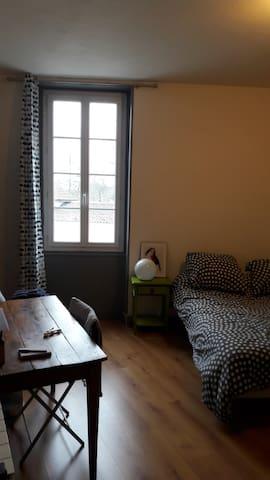 chambre privée, gayfriendly - Magnac-sur-Touvre