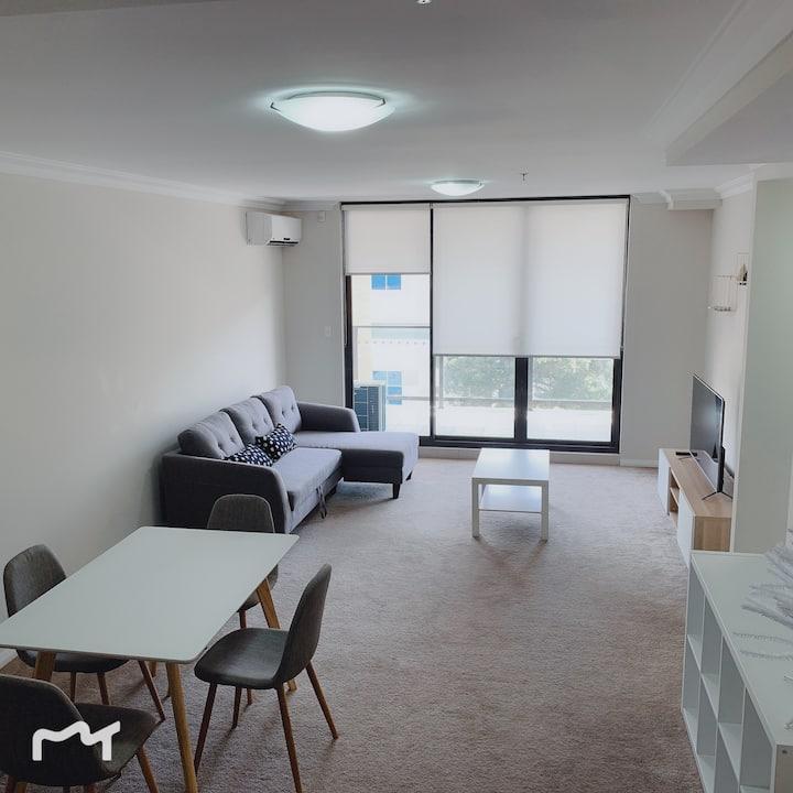 Parramatta CBD cosy and convenient apartment