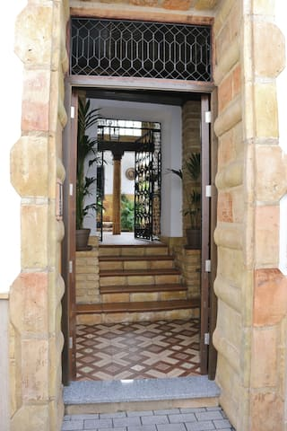 Patio cordobes.apto cn terraza - Córdoba - Flat