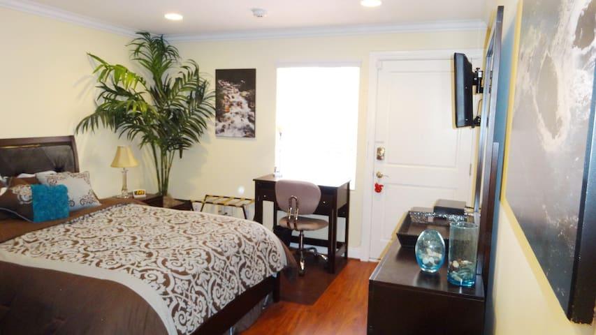 Redondo Beach Area - Apt Studio - Lomita - Casa a schiera