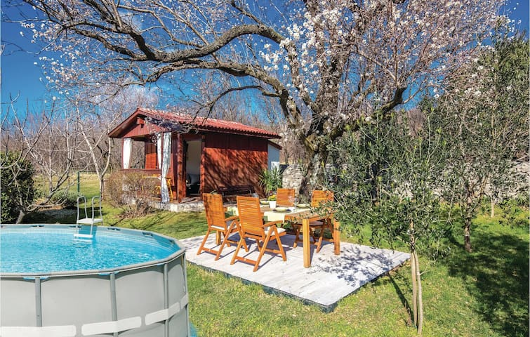 Holiday cottage with 1 room on 16 m²