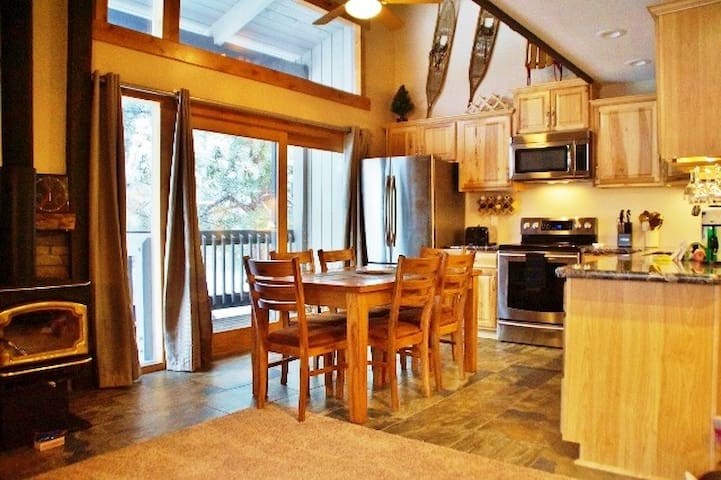 First Class Luxury Townhome on Restaurant Row - Mammoth Lakes - Reihenhaus