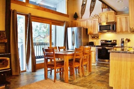 First Class Luxury Townhome on Restaurant Row - Mammoth Lakes