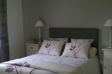 Chambre d'hôtes avec vue panoramique - Dieulefit