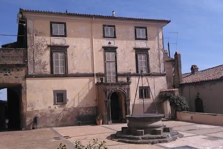 L'appartamento con gli affreschi - Gradoli - Apartamento