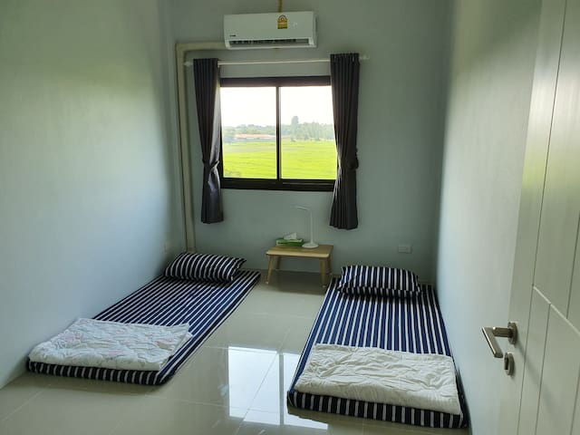 Sleep de La (Private room) @ BURIRAM  near circuit