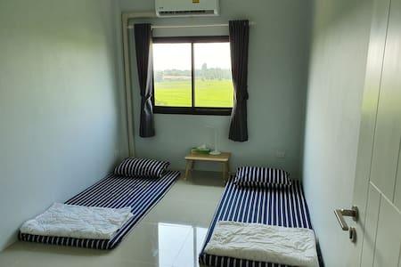 Sleep de La (Private room) @ Buriram near circuit