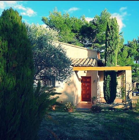 Maison au calme avec vue imprenable - Crillon-le-Brave - House