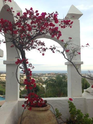 Golf & Relax in Marbella - Benahavís - Hus
