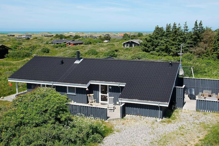 Beautiful Holiday Home in Hjorring with Sauna