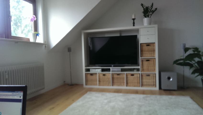 Stylishes Appartement in Ansbach - Ansbach - Appartement