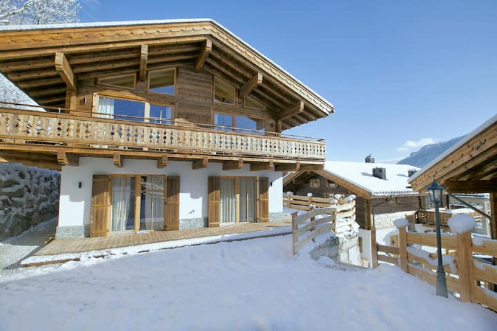 Chalet Pengel -Modern Family Chalet & Pet Friendly