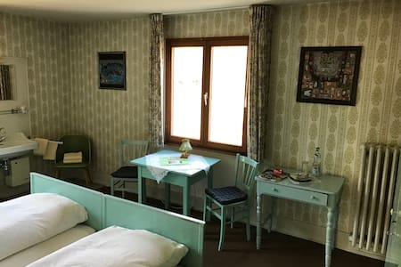 Retro Style - in Titisee close to the lake - Titisee-Neustadt - 独立屋