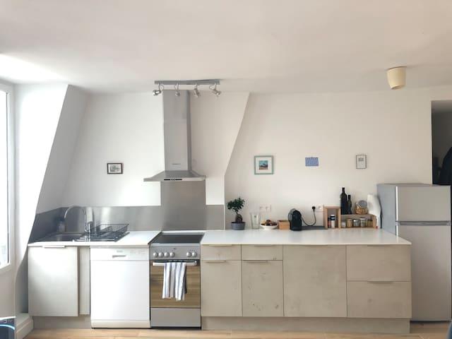 Magnifique appartement du 7ème arrondissement