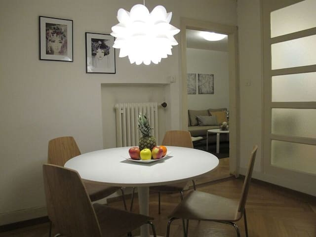 Newly furnished Apartment near Zurich City # 402