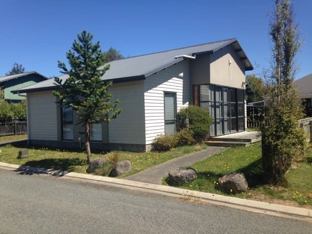 Modern mountain holiday home - Ohakune - House