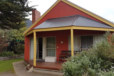 Rosea Cottage, Halls Gap - Halls Gap - Talo