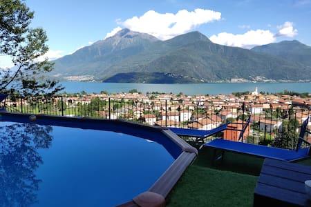 """Psiche Apartment"" Lake Como Panoramic View"