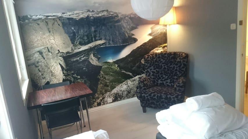 Room 4 - Trolltunga Basement Camp - Odda - House
