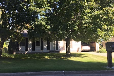 Simple home in Mt. Pleasant, MI - Mount Pleasant - Rumah