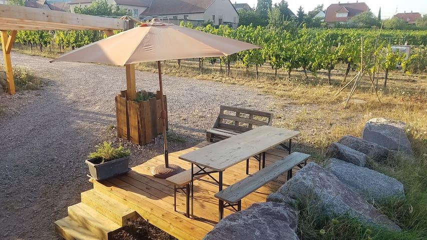 Chez Sev & Cri Dambach-la-ville Alsace