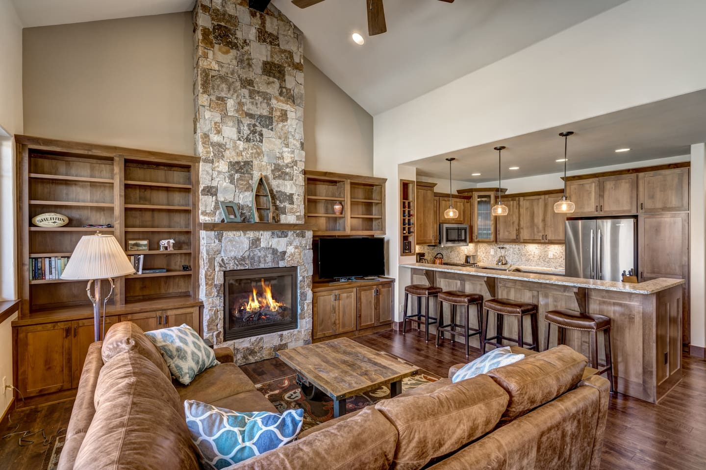 Welcome to Steamboat Springs! This townhouse is professionally managed by TurnKey Vacation Rentals.