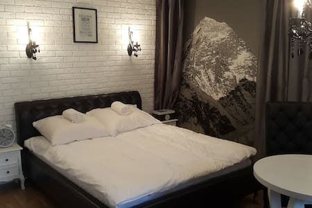 Piękna Apartments White - Byt