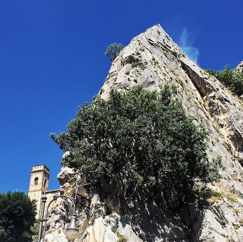 Abruzzo, forte e gentile - Villa Santa Maria - Haus