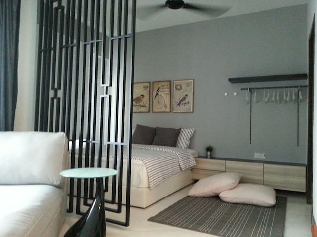 Quiet and Peaceful Studio - Petaling Jaya - Apartment