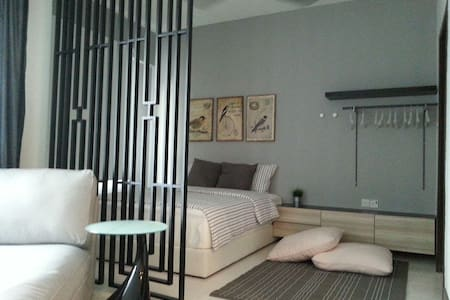 Quiet and Peaceful Studio - Petaling Jaya - Leilighet