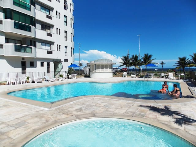 Beautiful apartment located on the seafront! - Rio de Janeiro