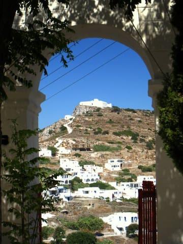 Agapoula's House - Sikinos - House