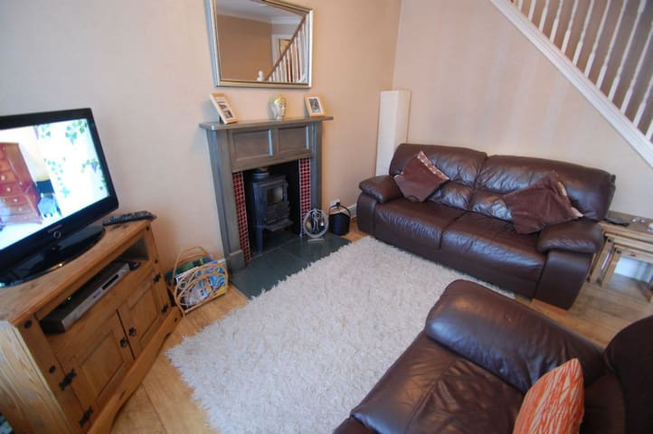 Rowan Cottage, Charming Cottage in the heart of Bowness on Windermere - Windermere - Casa