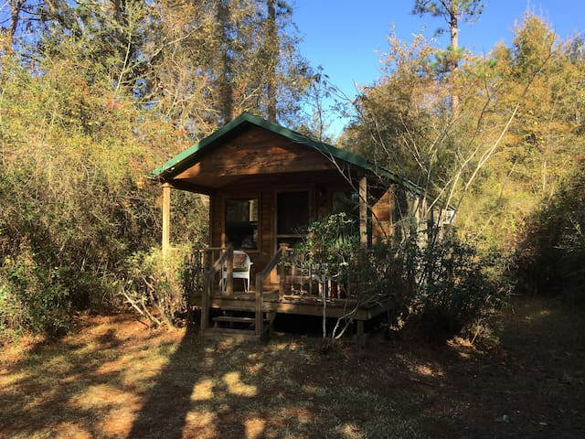 Abita Springs Be & Be in the woods - Abita Springs - Bed & Breakfast