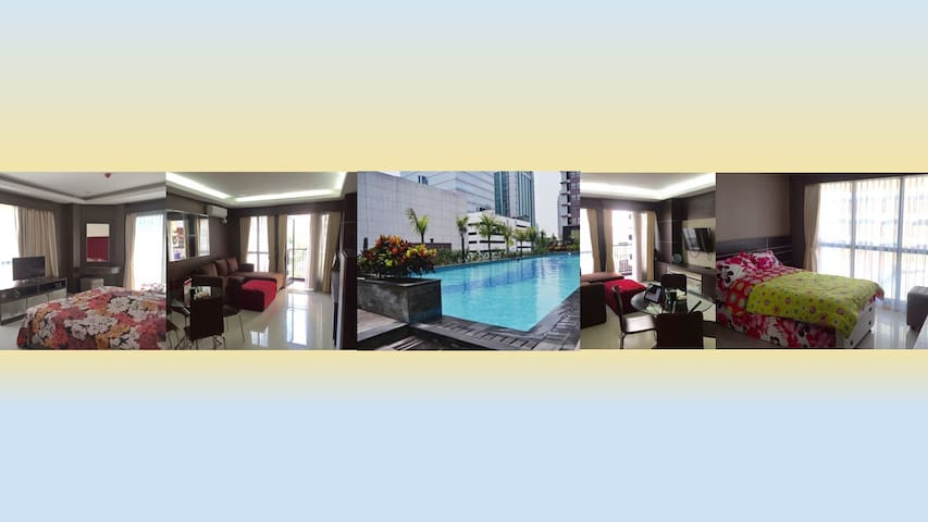 Cozy Apartment Tamansari Semanggi 2BR