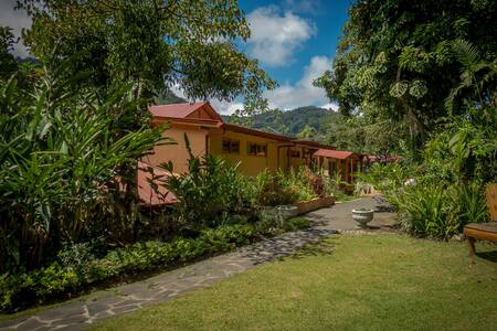 Standard Room Rio Chirripo Lodge - Canaan de Rivas