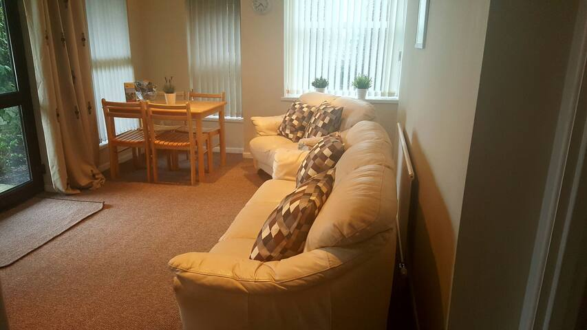 Cozy garden flat that sleeps 4 - Newtownards