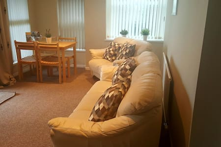 Cozy garden flat that sleeps 4 - Newtownards - Apartamento