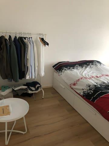 Leuke appartement nabij Rotterdam Centrum