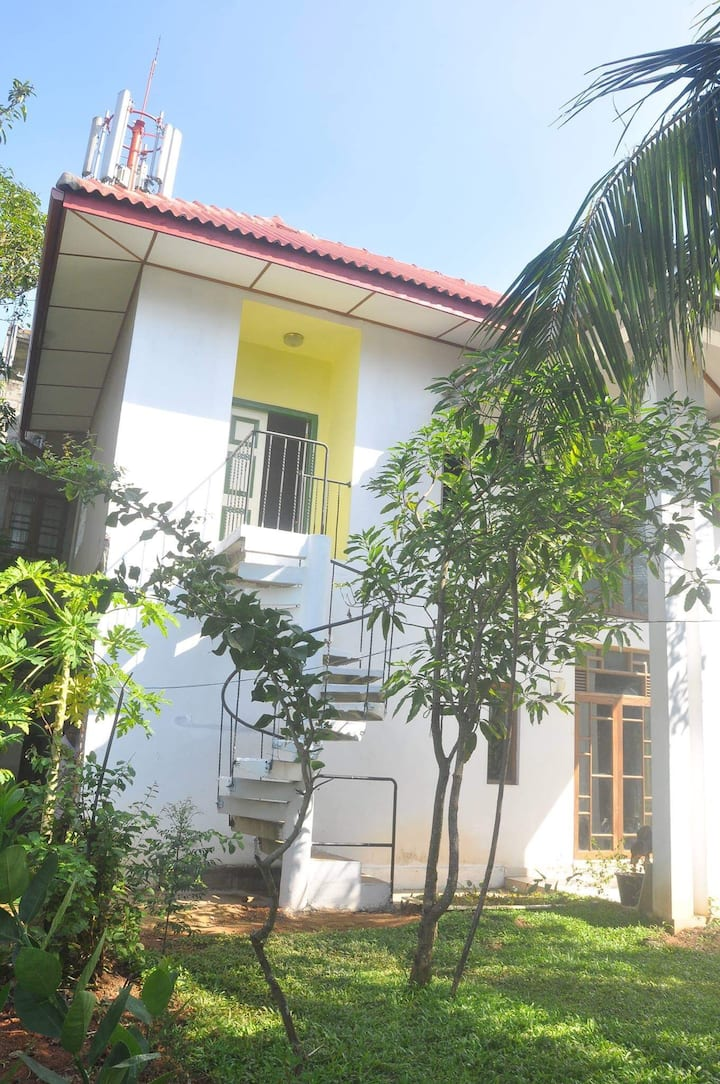 Natural experience with Samudra homestay