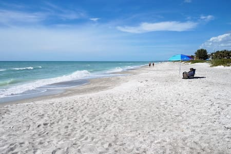 Perfect beach getaway - Neptune - Longboat Key - 公寓