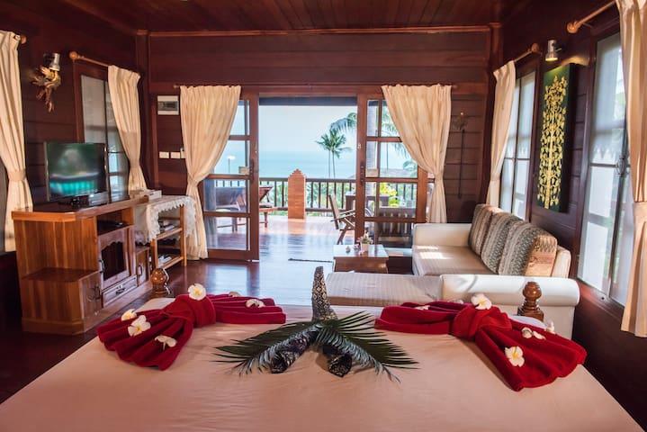 1 Bedroom Villa with Breakfast by Laem Sila Resort