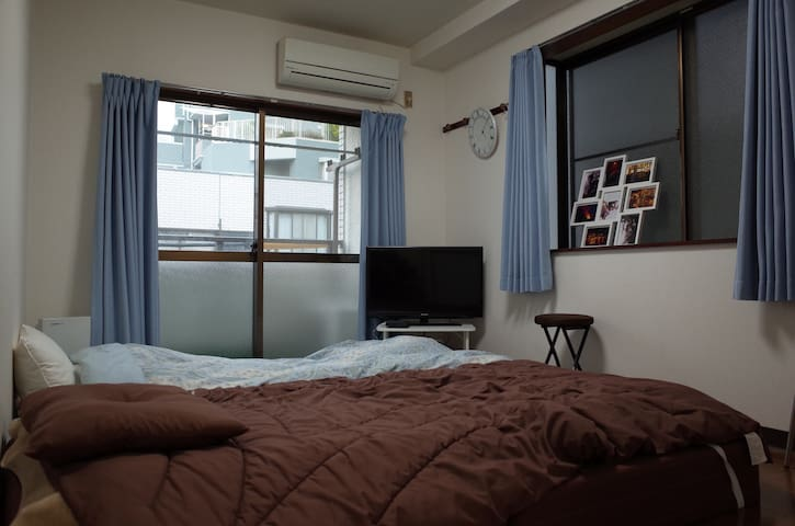 Easy Access to Tokyo Disney Land &Sea!! NEW OPEN - 江戸川区 - Appartement